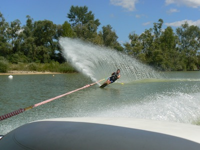 Best water skier in Luxembourg